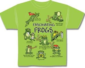 Fascinating Frogs T-Shirt