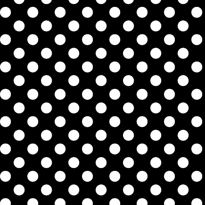 Black Dot Cotton