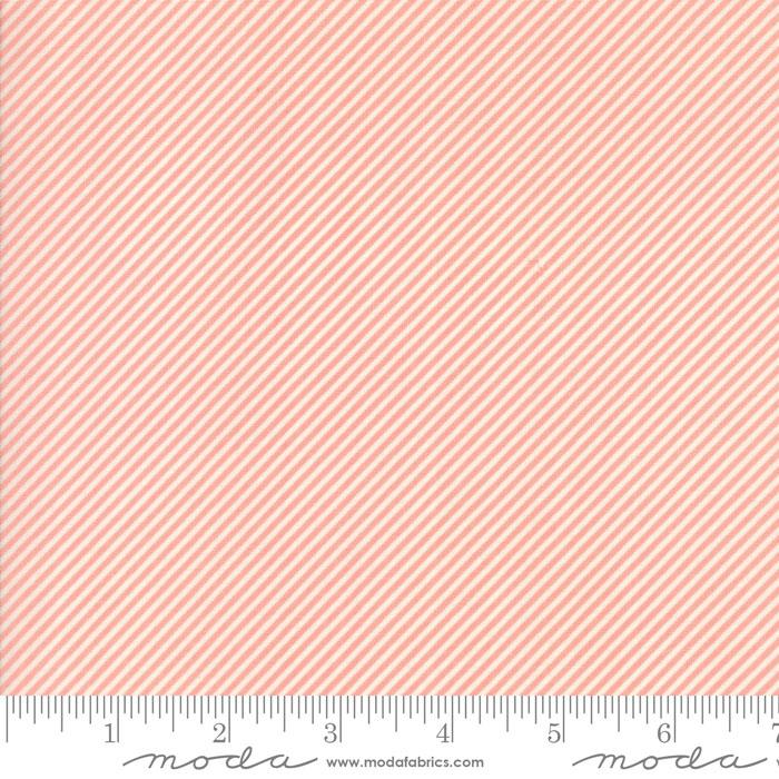Bonnie & Camille Pink Stripe