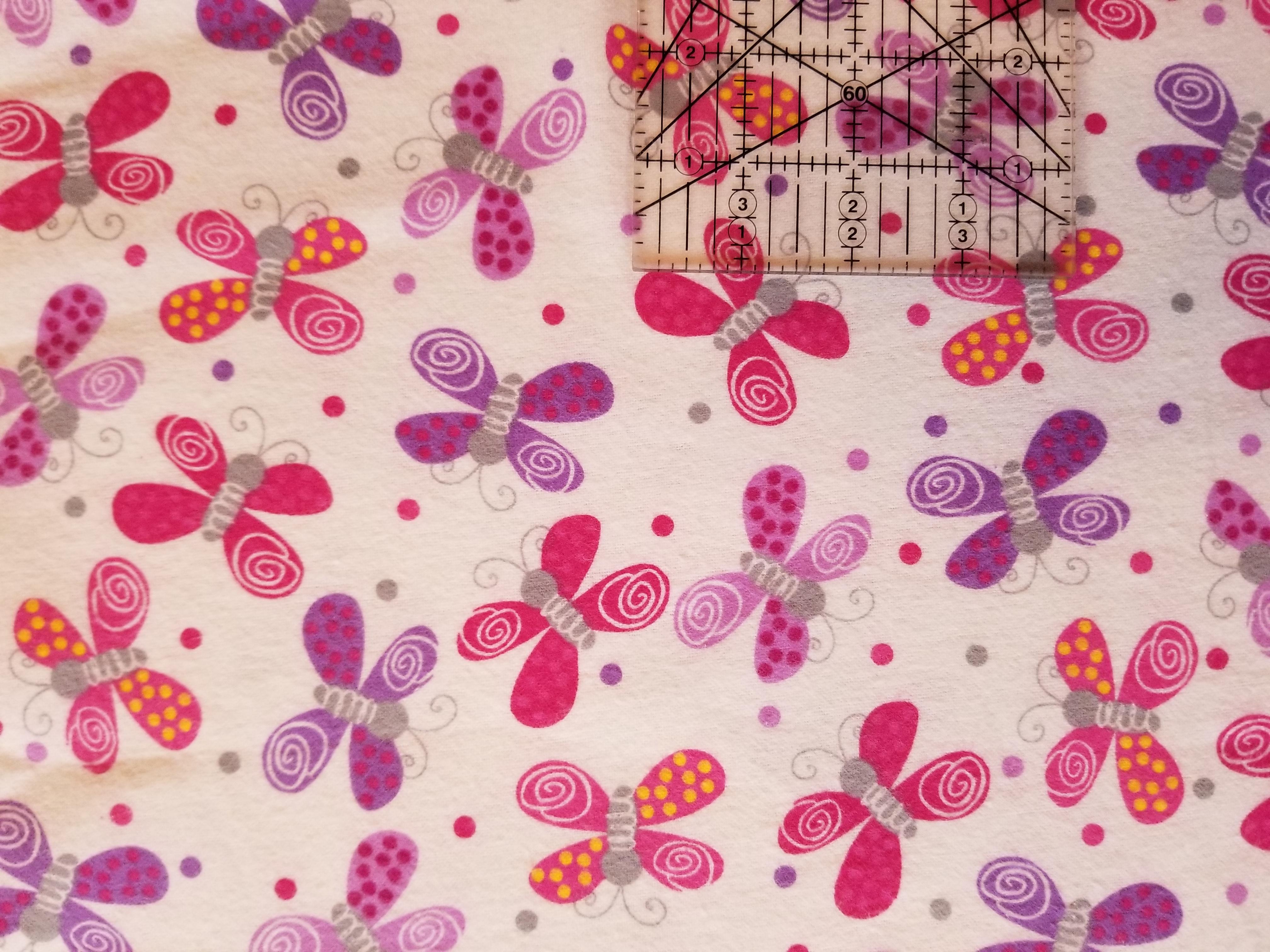 Butterfly Flannel