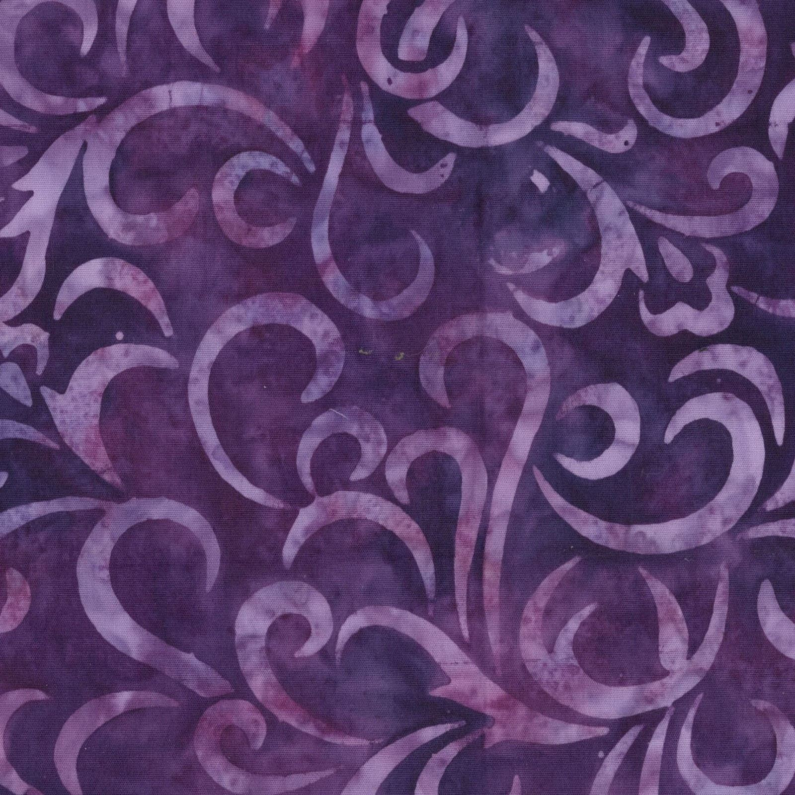 Coastal Chic Batik - Purple