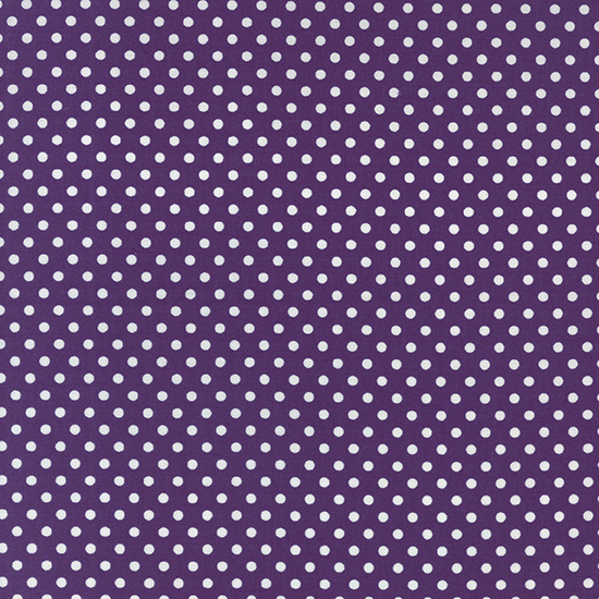 Dottie Small Dots - Purple