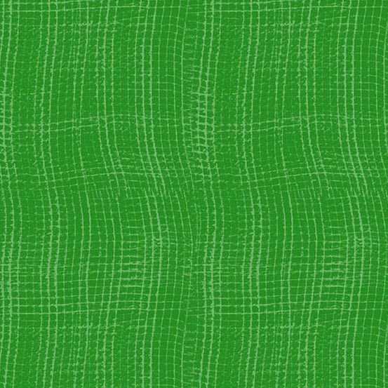 Green Mesh by Kim Schaefer