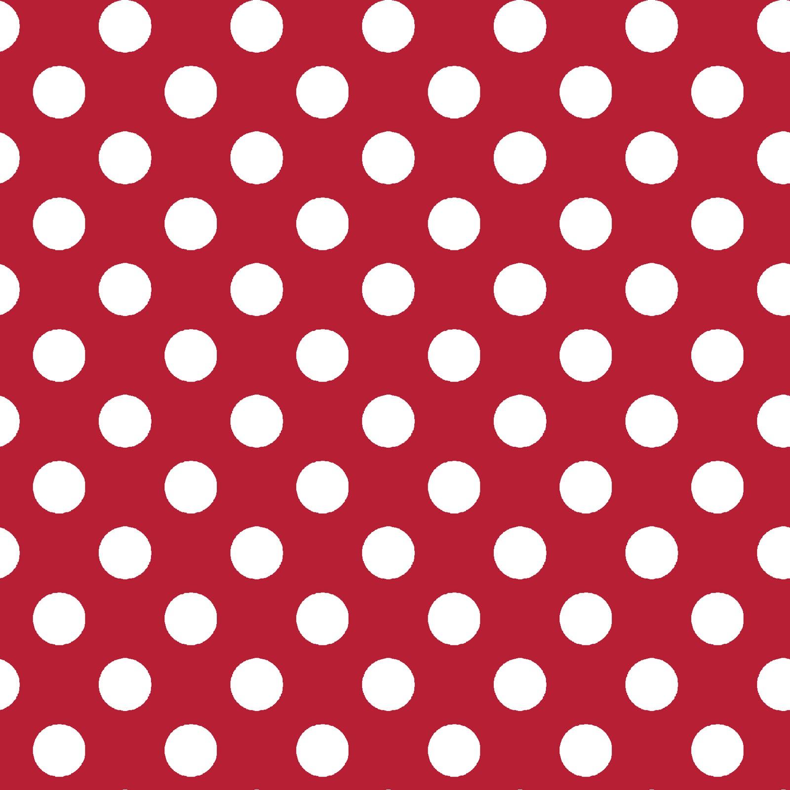 KimberBell Basic - Red Dots
