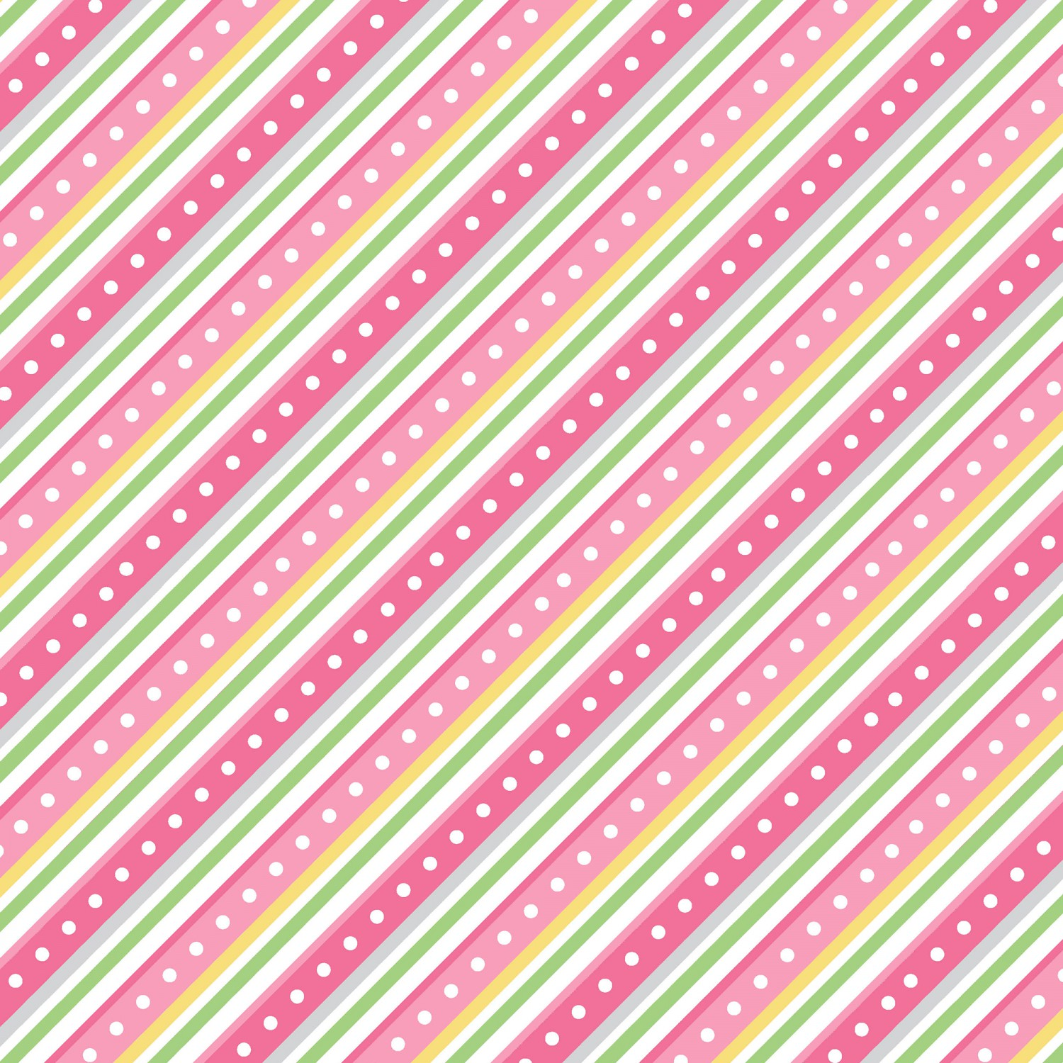 Lil' Sprout Too - Pink Stripe Flannel