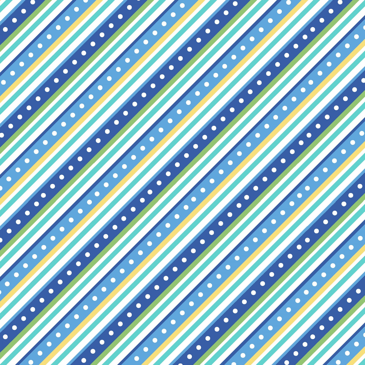 Lil' Sprout Too Flannel - Blue Stripe