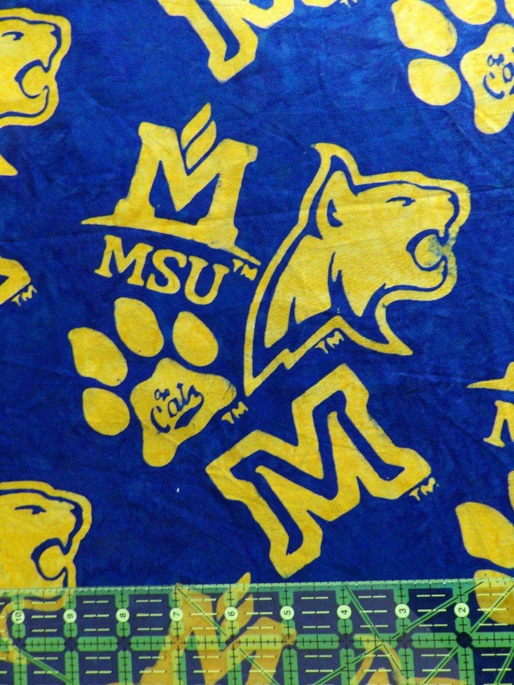 Montana State Cat Batik
