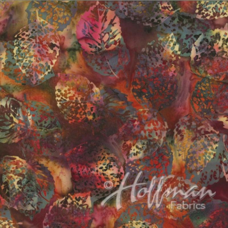 Mulberry Leaves Batik