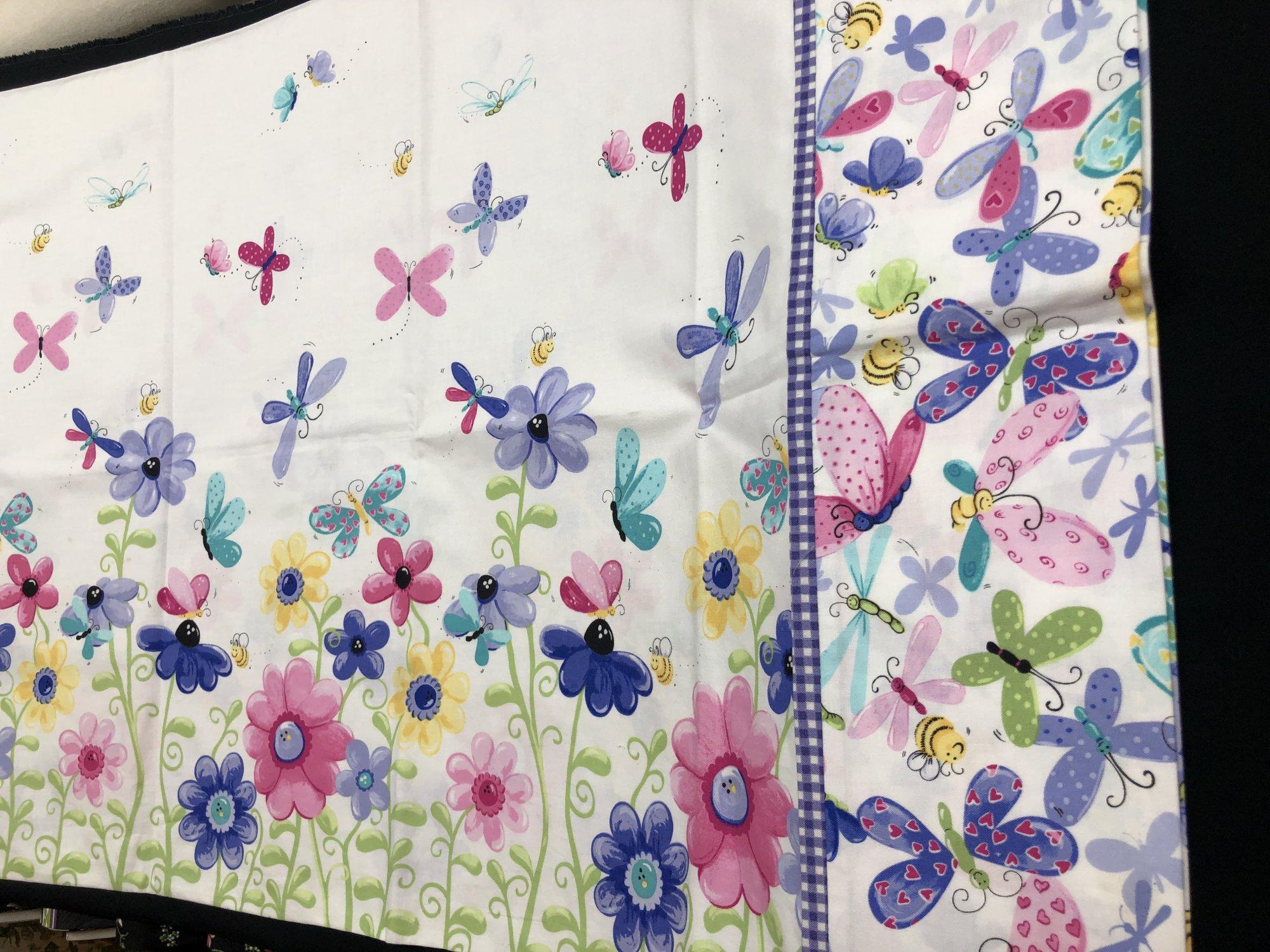 Flutter The Butterfly Pillow Case