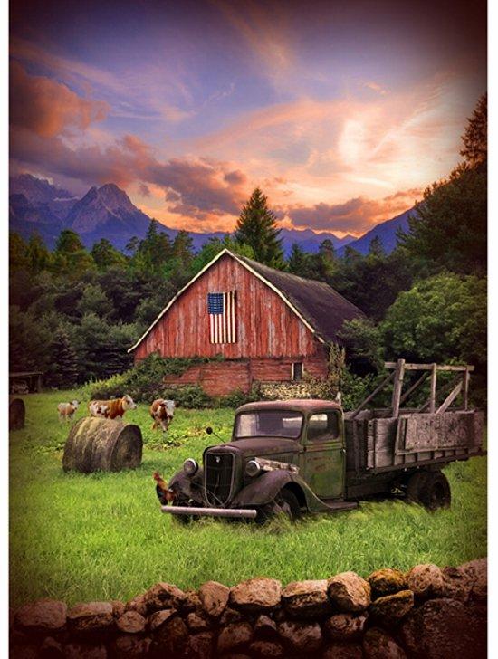 Sun Up to Sun Down Barn