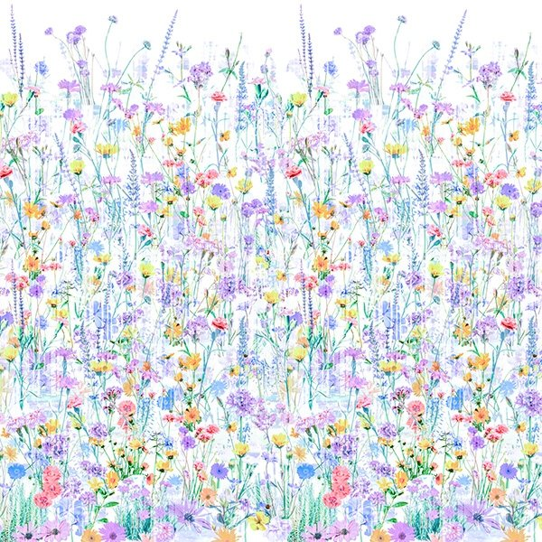 Garden Bliss Lilly Floral Print