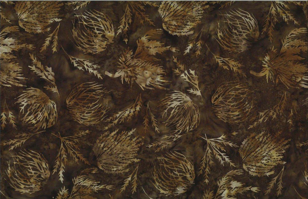 Tumbleweed & Sagebrush - Amber Batik
