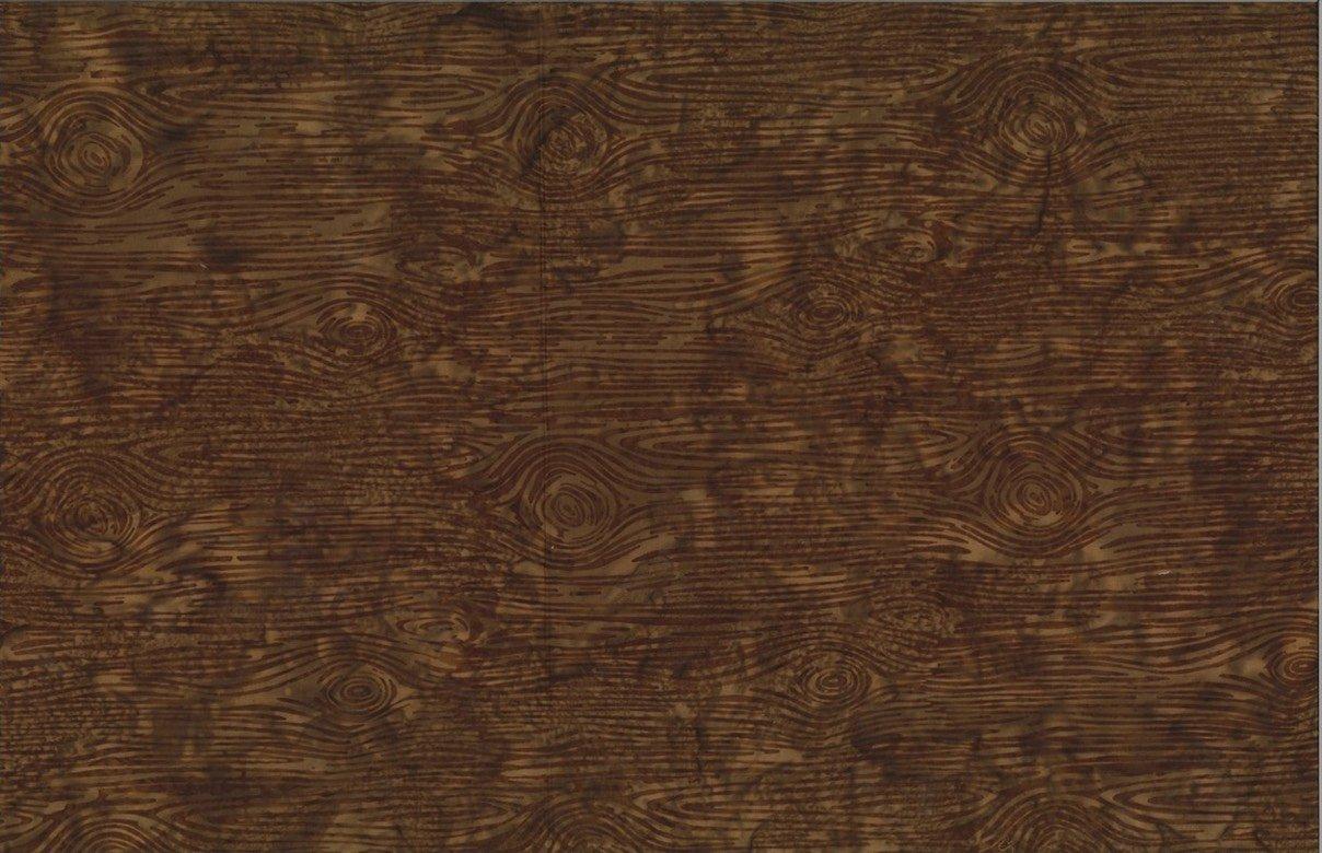 Bali Wood Grain Woody Batik