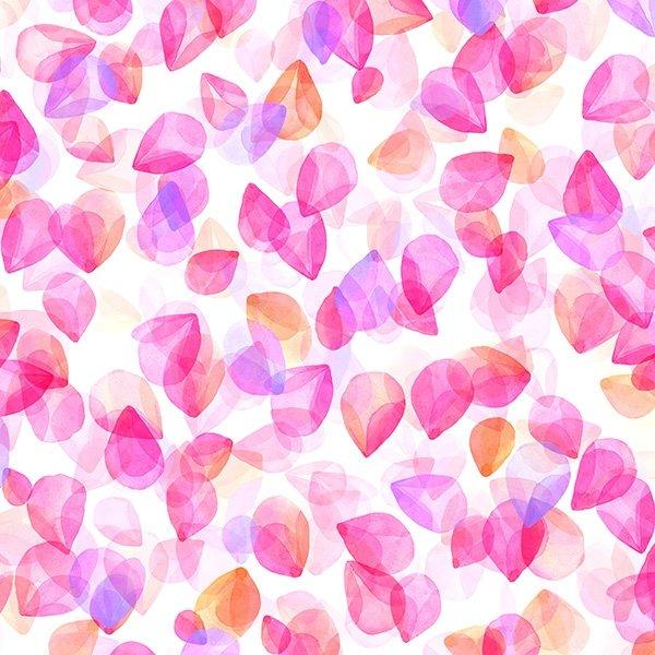 When in Wisteria Light Petals