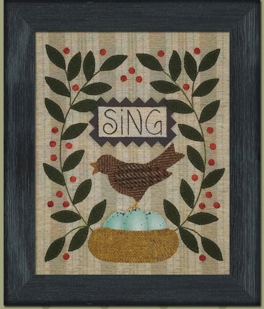 Sing June