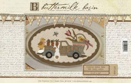Buttermilk Basin April Vintage Truck Thru The Year