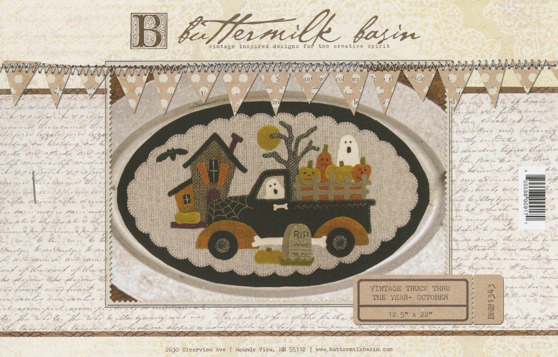 Buttermilk Basin September Vintage Truck Thru The Year