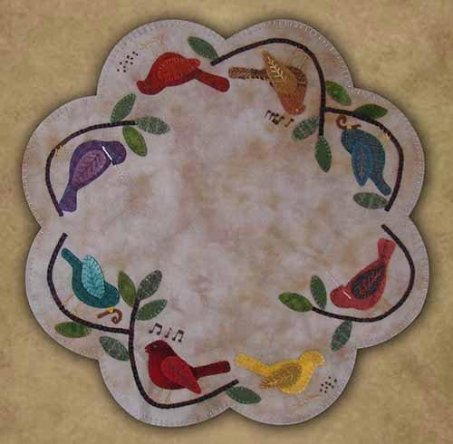 Songbird Table Mat