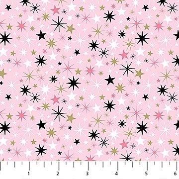 Believe in Magic - pink w/stars