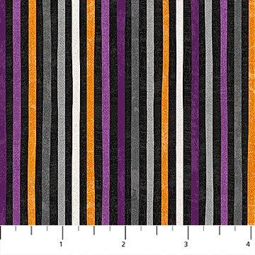 Wicked - Black, multi stripe