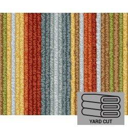 Laminated Cotton - stripes (MOAB)