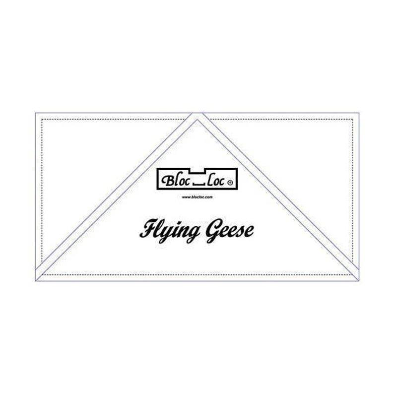 Bloc Loc - Flying Geese 2x 4