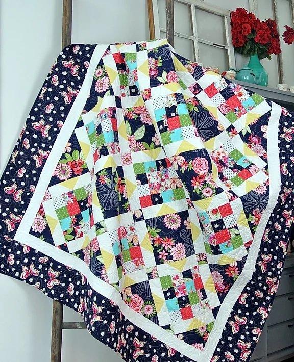 French Garden - pattern