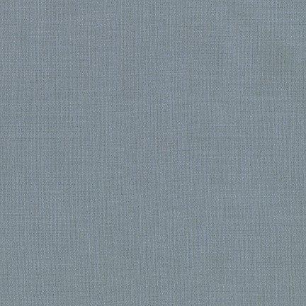 Kona Cotton - Shark - Medium Gray