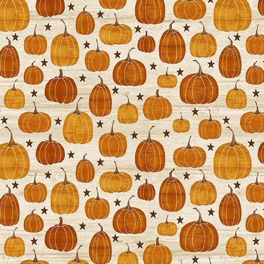 Rustic Fall -  Rustic Pumpkin - white Wash