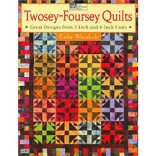 Twosy-Foursey Quilts