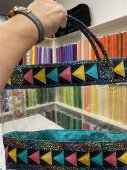 HoopSisters Project Bag