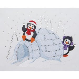 HAPPY PENGUINS CRYSTAL COMBO