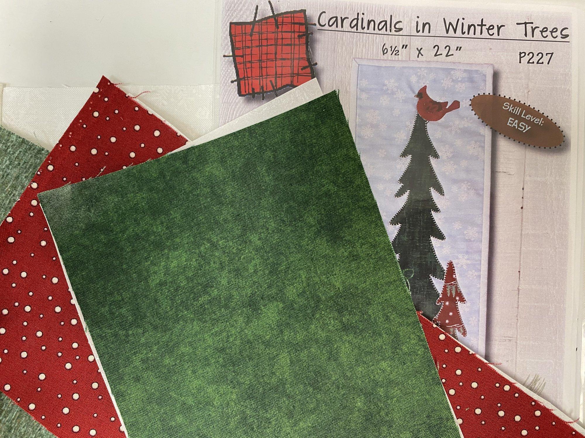 Winter Trees Kit