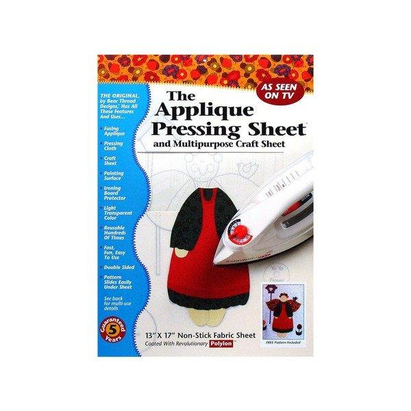 APPLIQUE PRESSING SHEETBTD206