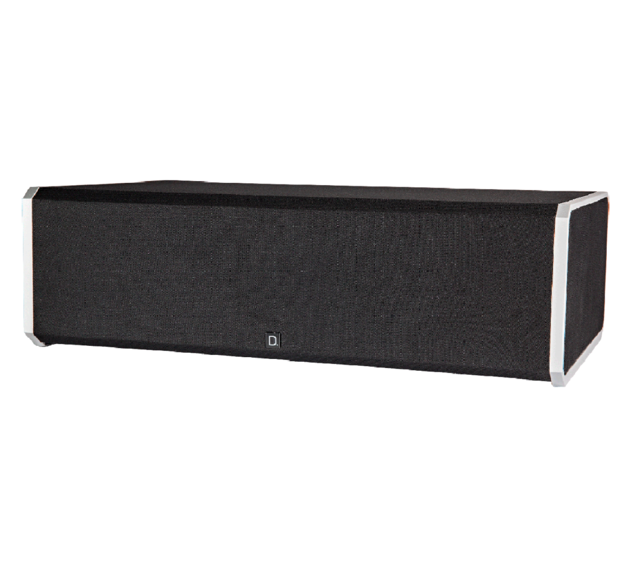 Def Tech CS9080 High-Performance Center Channel Speaker with Integrated 8 Powered Subwoofer and Bass Radiator