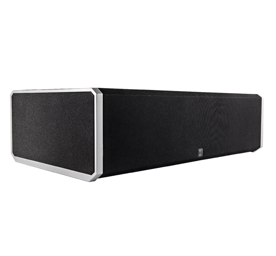 Def Tech CS9060 High-Performance Center Channel Speaker with Integrated 8 inch Powered Subwoofer