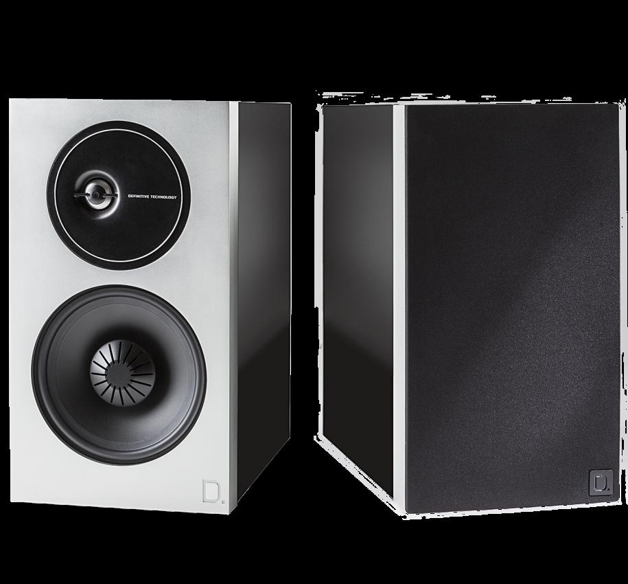 Def Tech Demand Series D11 High-Performance Bookshelf Speakers