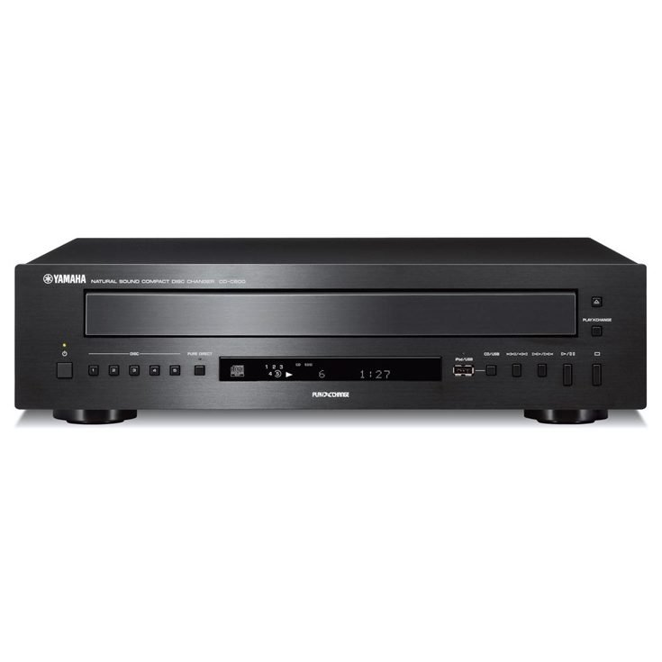Yamaha CD-C600 Five-Disc CD Changer