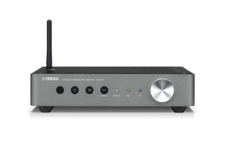 Yamaha WXC-50 Wireless Streaming Pre-Amplifier