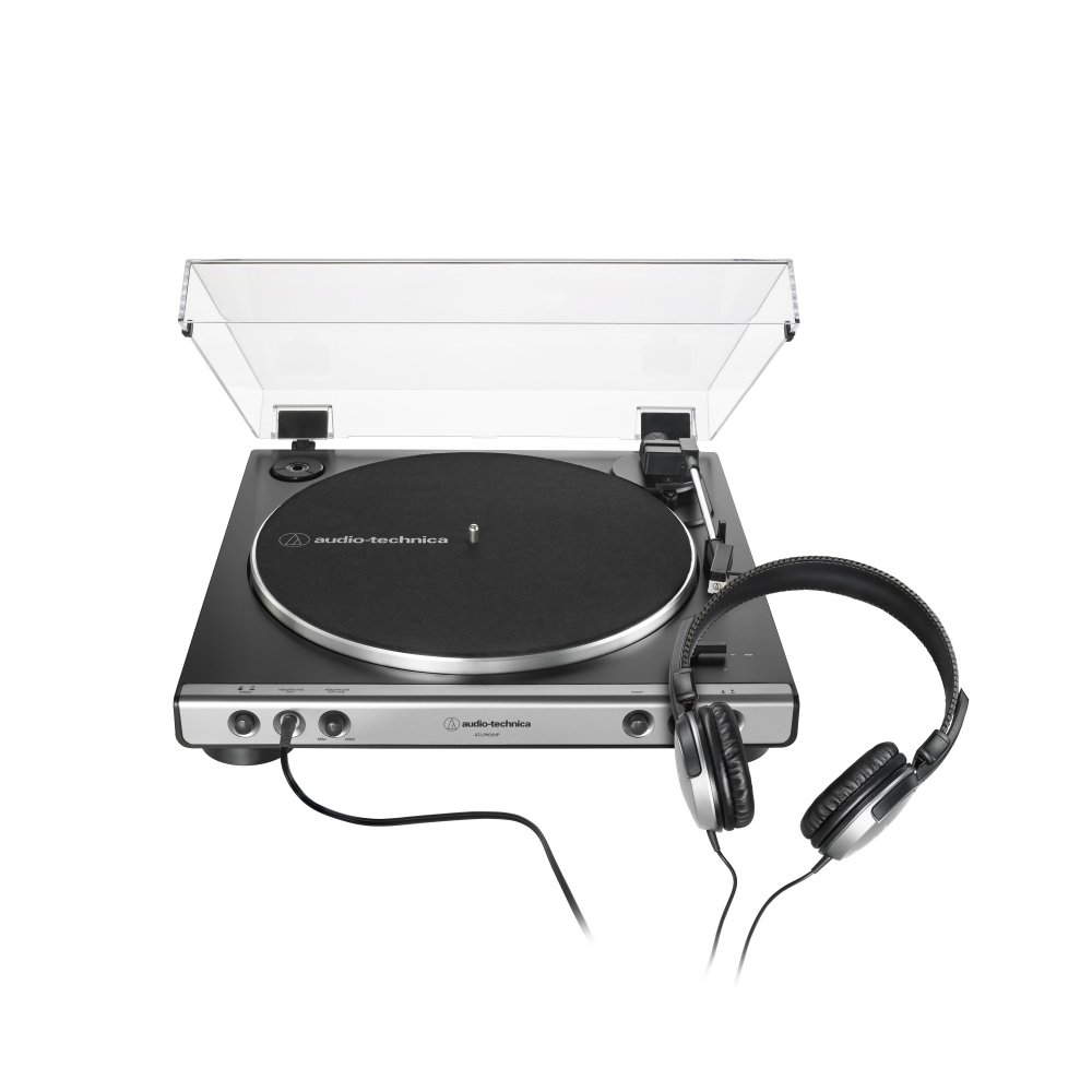 AT-LP60XHP Fully Automatic Belt-Drive Turntable with Headphones