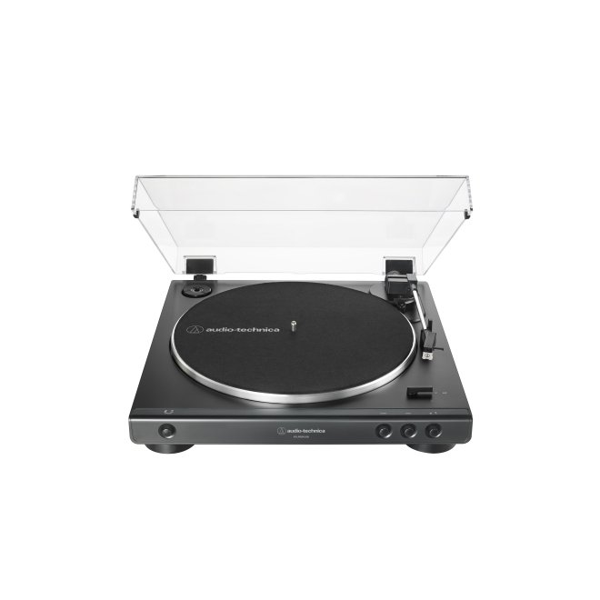 AT-LP60XUSB Fully Automatic Belt-Drive Turntable (USB & Analog)