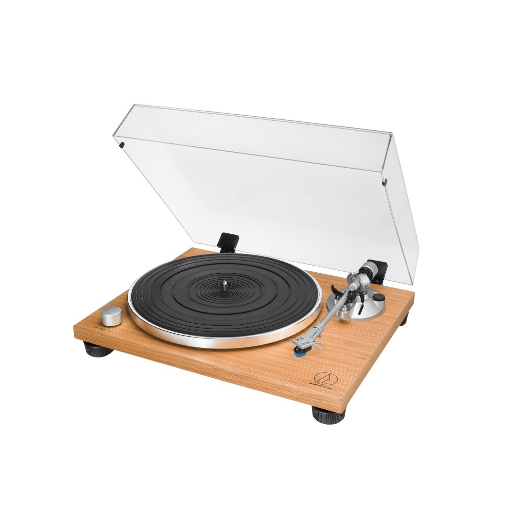 AT-LPW30TK Fully Manual Belt-Drive Turntable