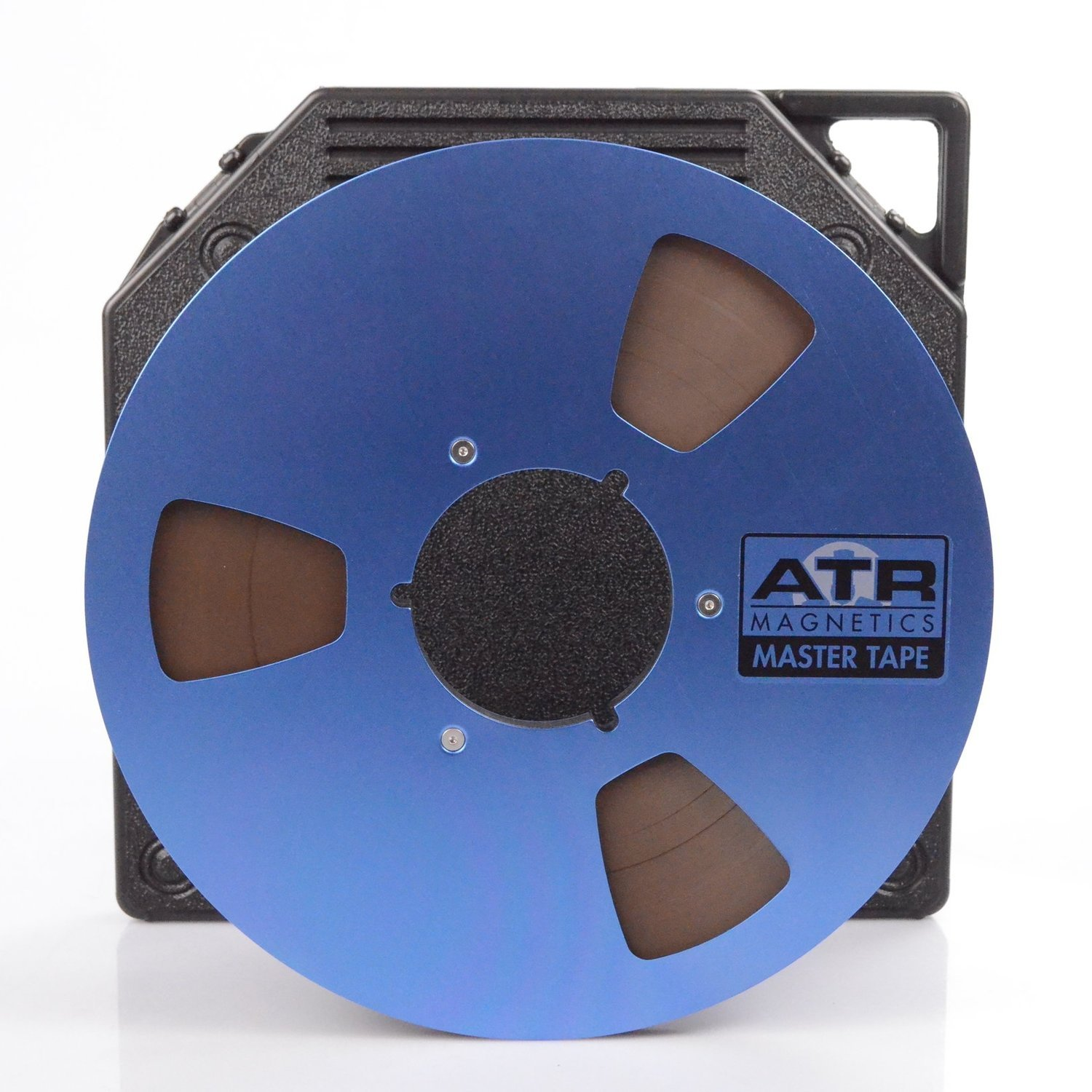 ATR Master Tape 1/4 x 2,500' 10.5 NAB Metal Reel Tape Care Box