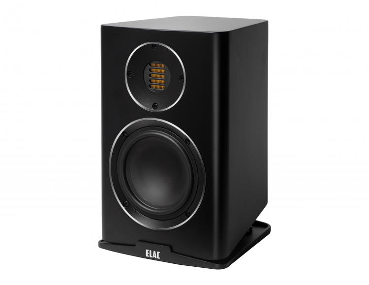 Elac Carina BS243.4 Bookshelf Speakers (Pair)