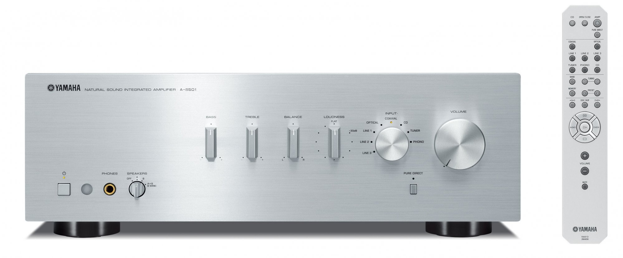 Yamaha A-S501 Integrated Amplifier