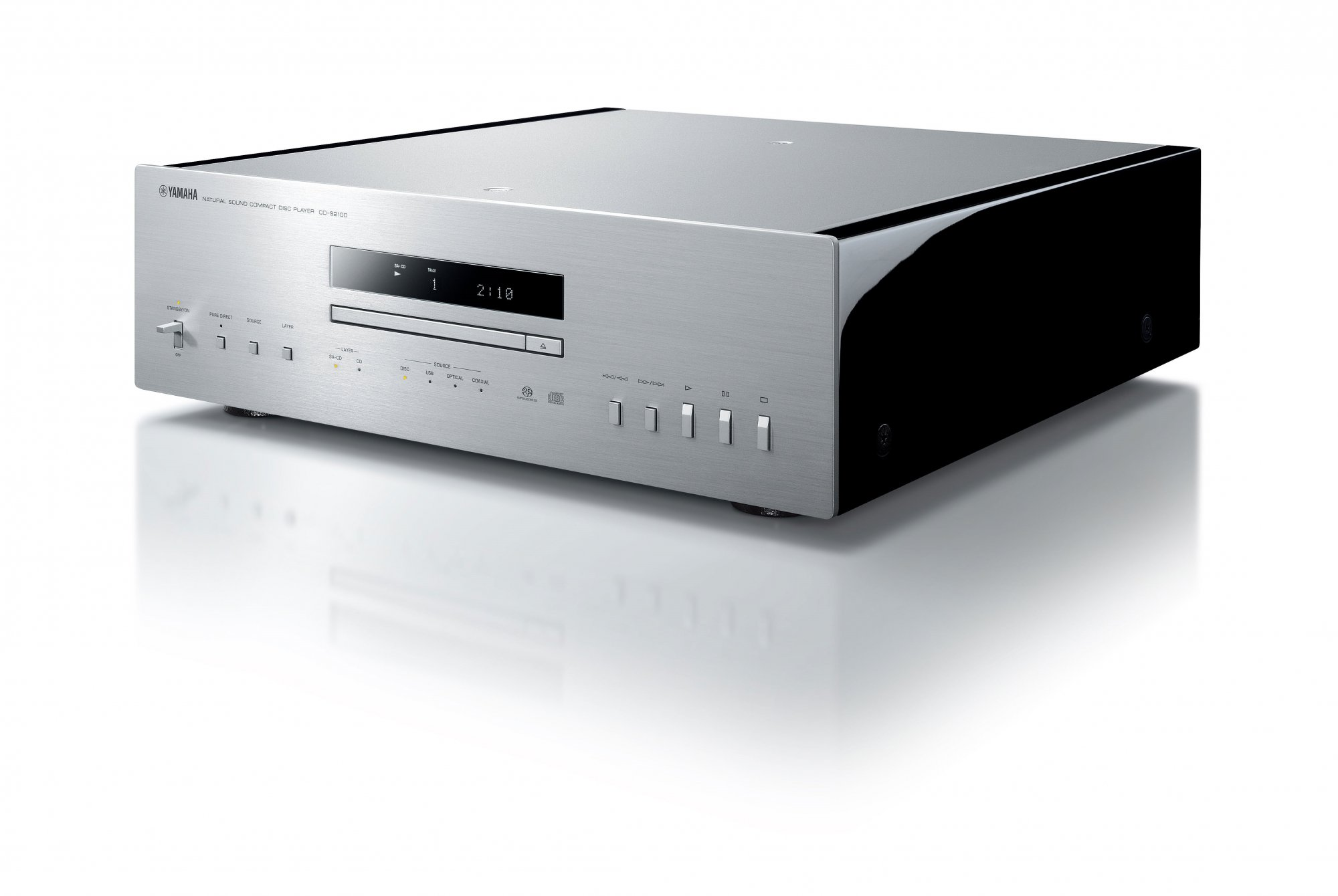 Yamaha CD-S2100 High-Grade CD Player