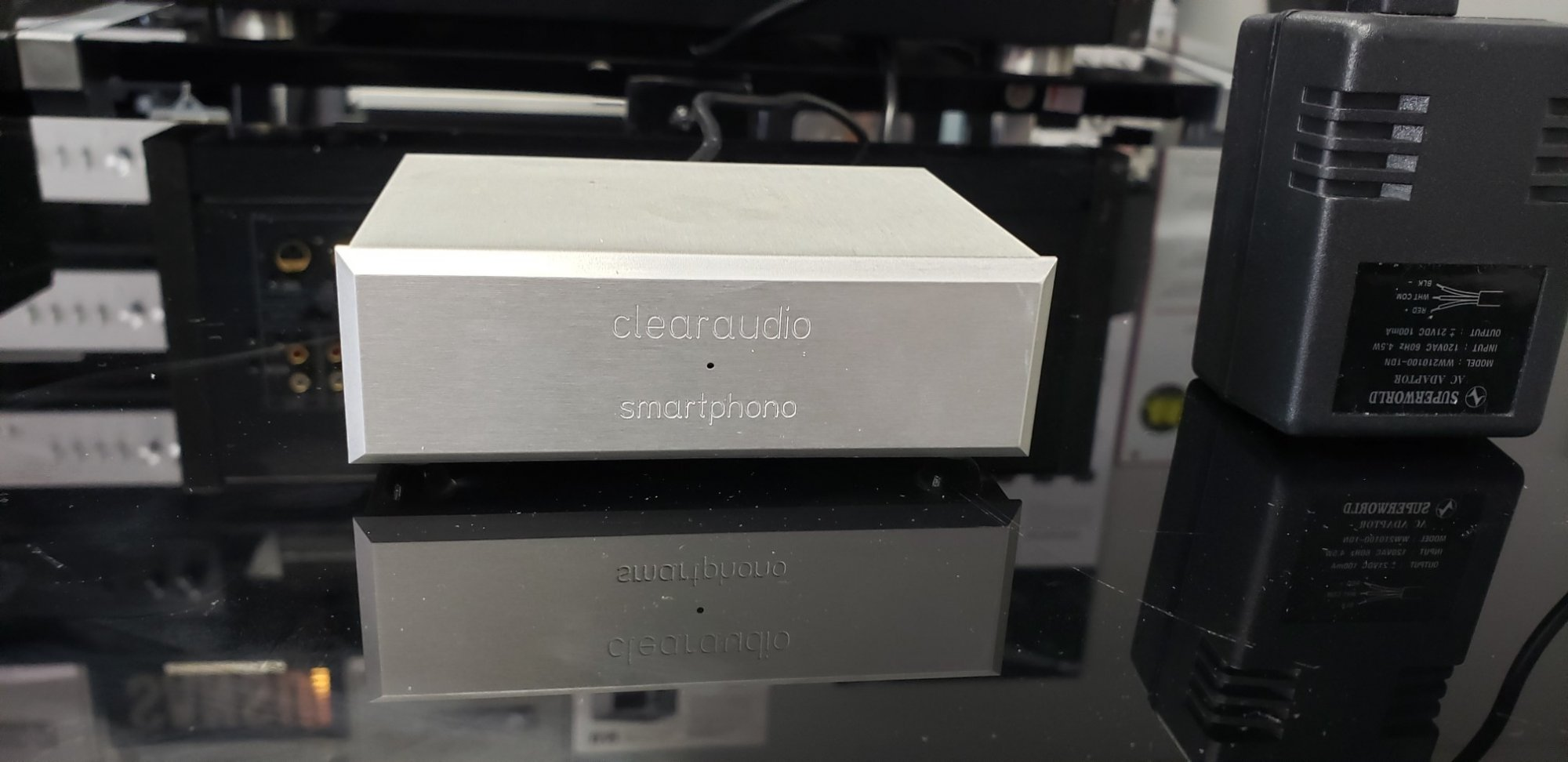 Clear Audio Smart Phono Pre-Amp V1