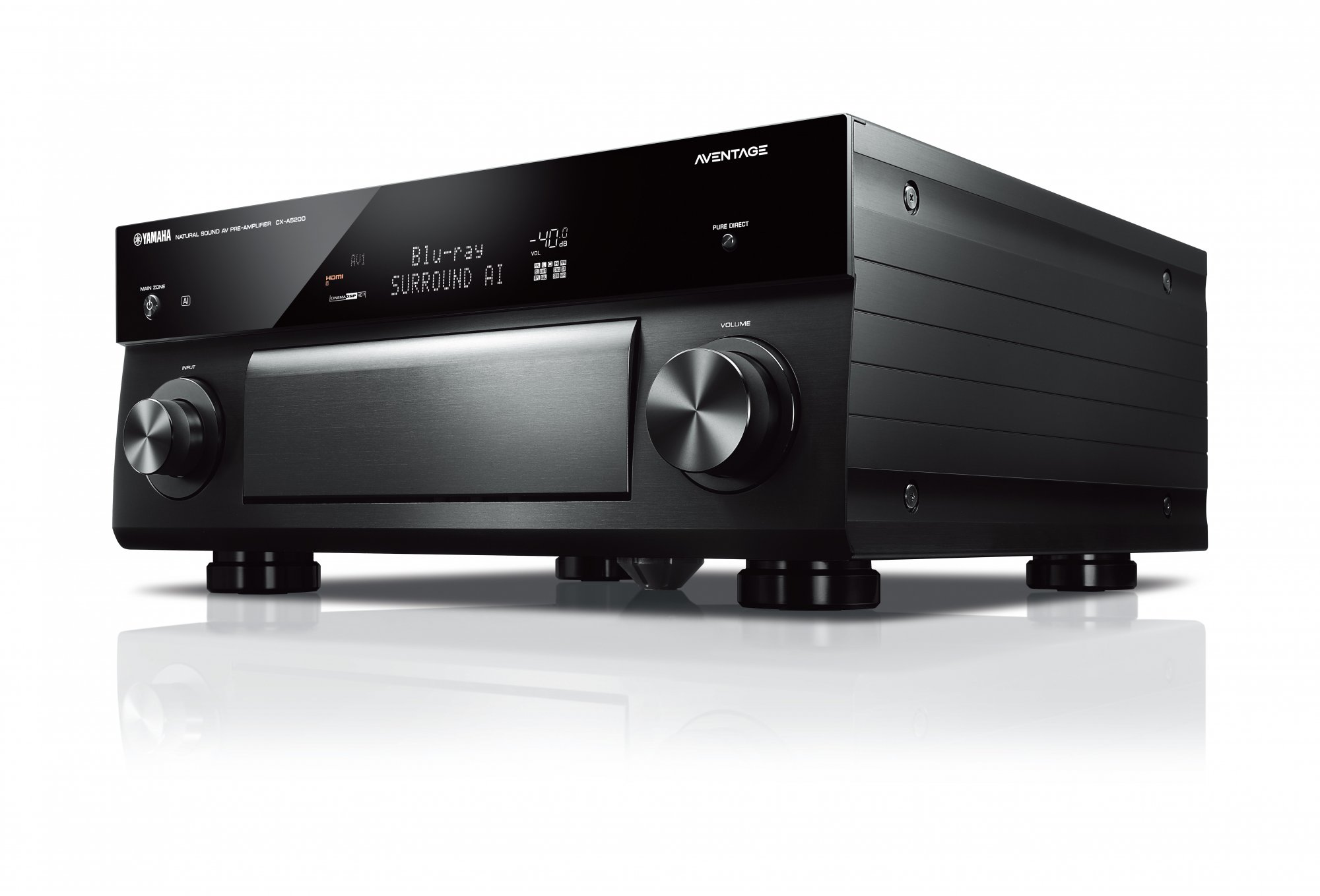 Yamaha CX-A5200 AVENTAGE 11.2-Channel AV Preamplifier with MusicCast