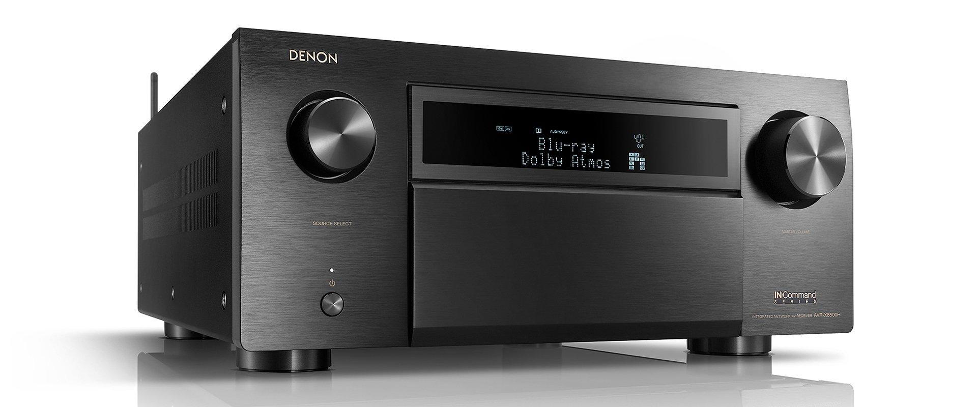 Denon AVR-X8500H Receiver