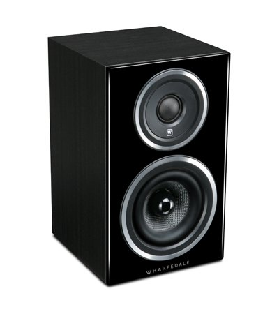 Wharfedale Diamond 11.0 4 2-way Bookshelf Speakers
